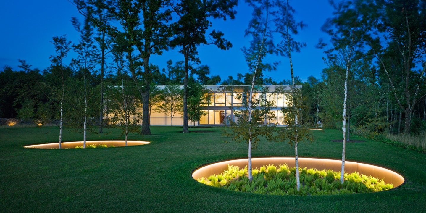 Taconic retreat wagner hodgson landscape architecture for Modern landscape architecture