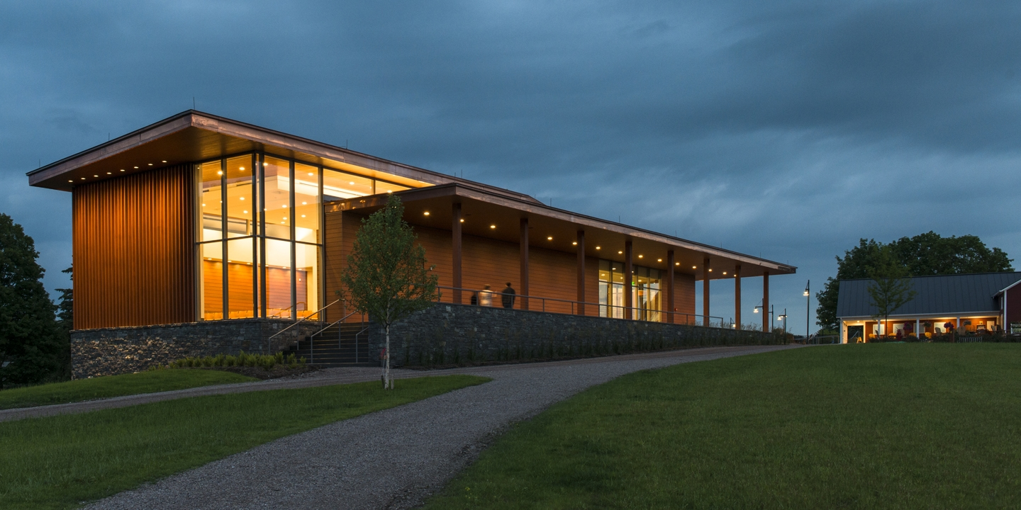 Shelburne Museum Pizzagalli Center For Art & Education